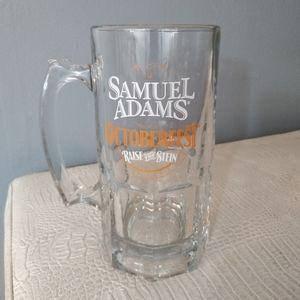 Sam Adams Octoberfest Beer Stein